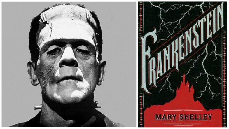 Mary Shelly Frankenstein