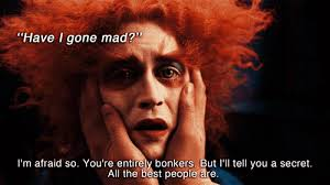 Best Mad Hatter Quote