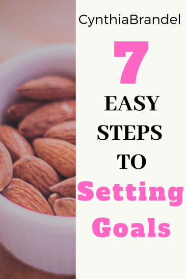 7 Easy Steps To Setting Goals   Don't have any goals? Or do you find yourself working toward a goal with no success? Look no further. Here are 7 easy steps to setting and achieving attainable goals. Click through to read more.