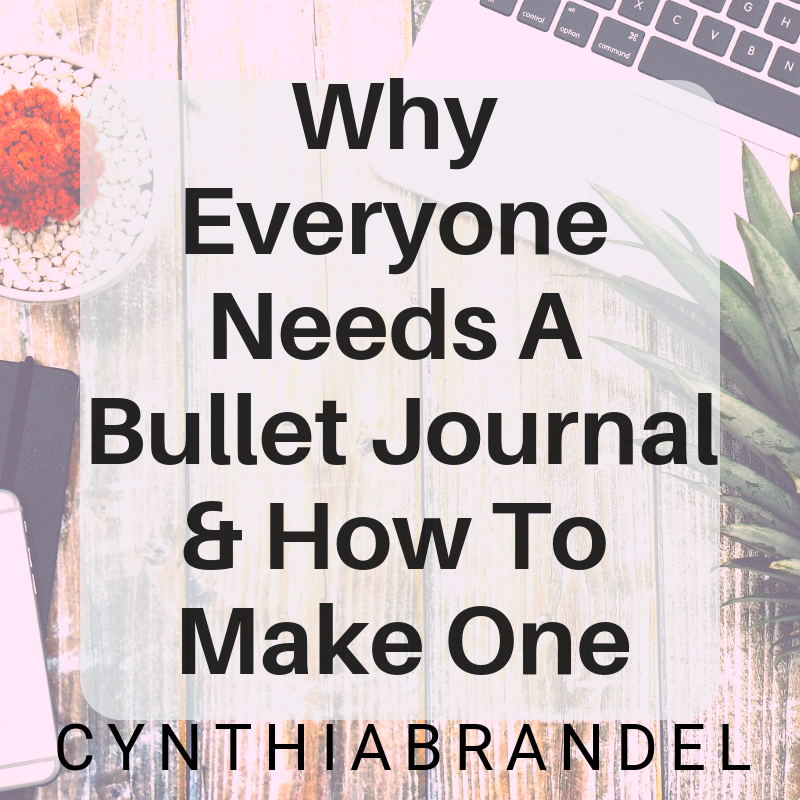 Why Everyone Needs A Bullet Journal And How To Make One | Ever see your friends with their bullet journal and find yourself envious? You want a bullet journal, but you don't know how to make one. Look no further. This post will give you a quick overview of what goes into a bullet journal and the benefits you reap from having one. Click through to read more.