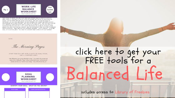 Work Life Balance For The Working Mom | Free Work Life Balance Tips | How To Achieve Work Life Balance