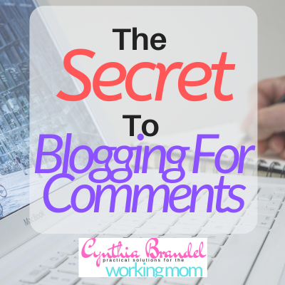 Blogging For Comments | The Secret To Blogger's Success