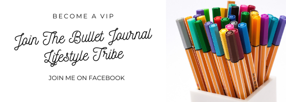 Become A VIP Join The Bullet Journal Lifestyle Tribe Join Me On Facebook