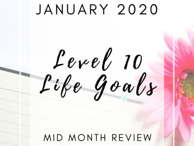 Level 10 Life Goals